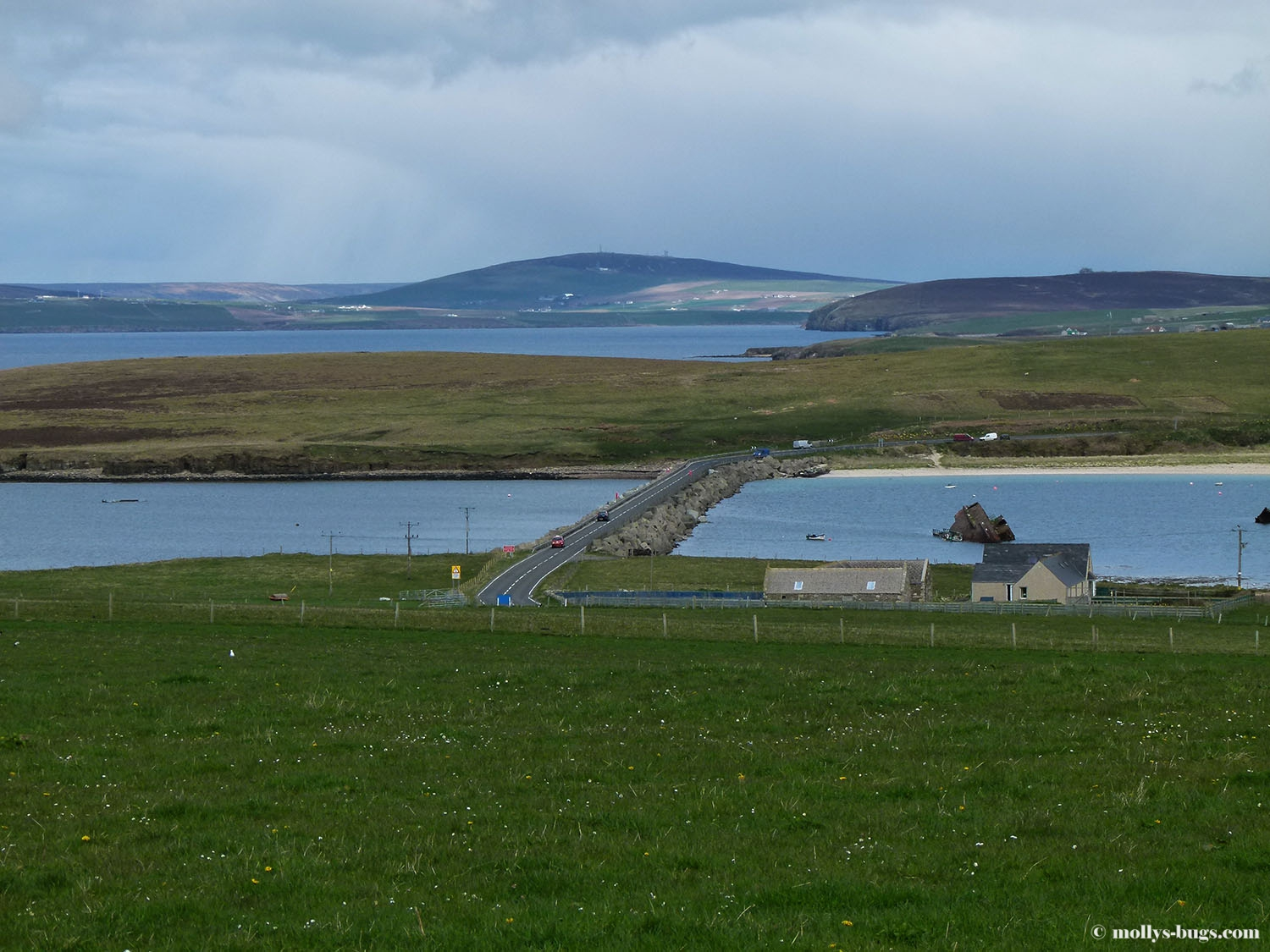 orkney islands how to get there