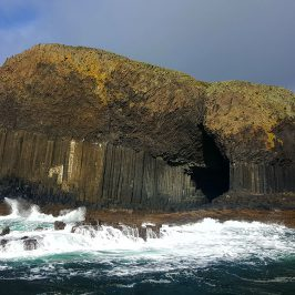 Остров Стаффа, где обитает великан