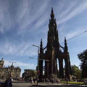 Эдинбург – столица гордой Шотландии