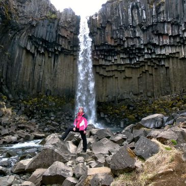 Национальный парк Исландии Скафтафетль