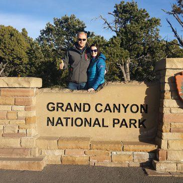 Гранд-Каньон. Аризона
