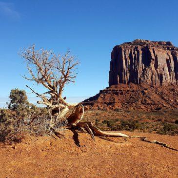 Долина Монументов. Аризона и Юта
