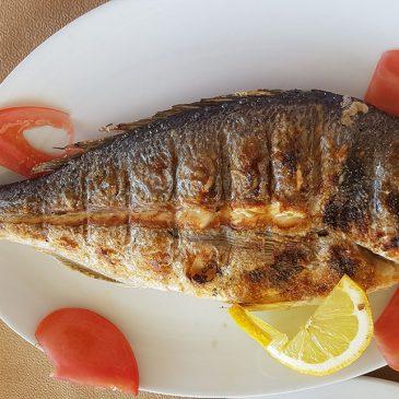 Еда в Греции. Таверны