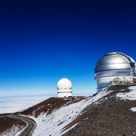 Вулкан Мауна-Кеа. Как самостоятельно подняться на самую высокую точку Гавайев